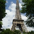 Eiffel Tower by Sierra Ellis