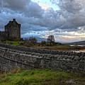 Eilean Donan Castle In The Morning Light by Jim Dohms