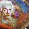 Einstein by Mal Bray