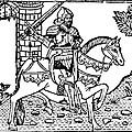 El Cid Campeador (c1040-1099) by Granger