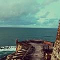 El Morro San Juan Puerto Rico by Gary Wonning