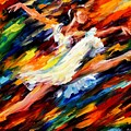Elation by Leonid Afremov