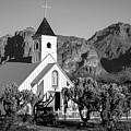 Elvis Chapel Arizona by Jon Manjeot