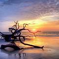 Jekyll Island Dawn by Harriet Feagin