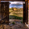 Empty Stall by Randy Waln