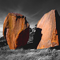 Enchanted Rock Megaliths by Tom Fant