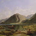 End Of Lake Geneva by Francis Danby