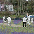 England Club Cricket by Zahra Majid