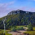 Escarpment Road by John Cocoris
