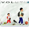 Evolution by Dion Baker