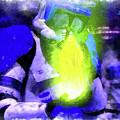 Execute Order 66 Blue Team Commander - Cartoonized Style by Leonardo Digenio