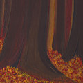 Fall Forest Floor By Jrr by First Star Art