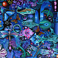 Fantasy Aquarium by Jeni Hodgson-Craig