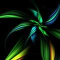 Fantasy Flower by David Lane