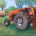 Farm Relic by Gainor Roberts