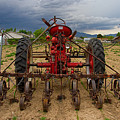 Farmall Tractor by Nick Gray