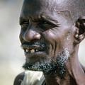 Farmer In Ethiopia by Carl Purcell