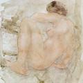 Female Nude by Auguste Rodin