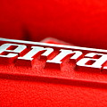 Ferrari Intake by Dean Ferreira