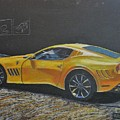 Ferrari Sp 275 Rw Competizione by Richard Le Page