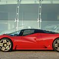 Ferrari by Zia Low