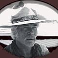 Film Homage Lee Marvin Monte Walsh Collage Variation 2 Old Tucson Arizona 1969-2012 by David Lee Guss