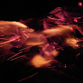 Fire Abstract  by Prar Kulasekara