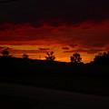 Fire In The Sky by James Michael Harrington