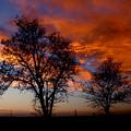Fire In The Sky by Peter Piatt
