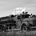 Fire Truck 2 by Off The Beaten Path Photography - Andrew Alexander