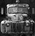Fire Truck by Ron Jones