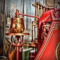 Fireman - The Fire Bell by Paul Ward