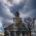 First Parish Church Beverly Ma by Jeff Folger