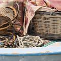 Fishing Baskets by Bob Phillips