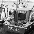 Fishing Boat Idlewild Wellfleet Massachusetts by Richard Singleton