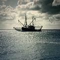 Fishing Boat by Joana Kruse