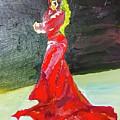 Flamenco by Maria Rom