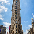 Flatiron Building  Nyc Color by Alissa Beth Photography