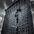 Flatiron Noir by Jessica Jenney