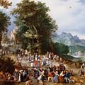 Flemish Fair by Mountain Dreams