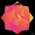 Fleuron Composition No. 77 by Alan Bennington