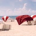 Florida Umbrellas by Andrea Simon