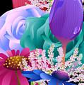 Flowers 6 by Tari Valadez