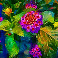 Flowers Confusion by Galeria Trompiz
