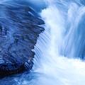 Flowing Water by Larry Ricker