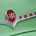Ford Pickup Details by Dean Ferreira