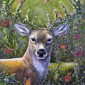 Forest Monarch by Gail Butler