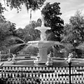 Forsyth Fountain Park by For Ninety One Days