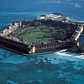 Fort Jefferson by Carl Purcell