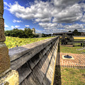 Fort Moultrie Cannon by Dustin K Ryan